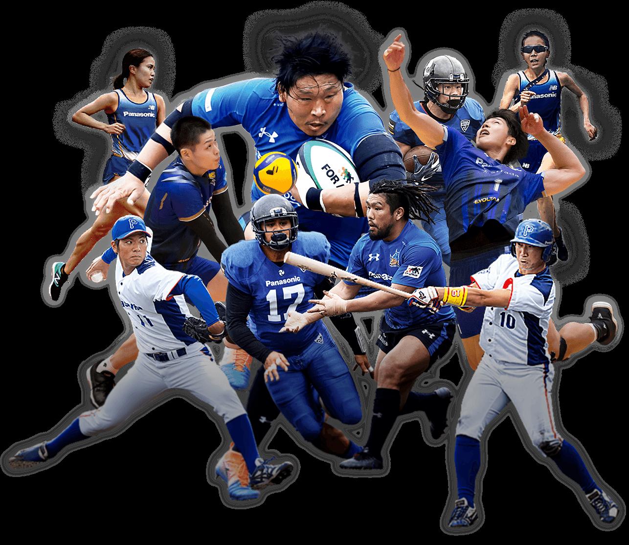 パナソニック スポーツ | Panasonic